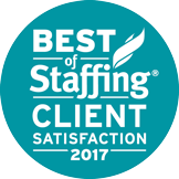 Best of Staffing Client Satisfaction